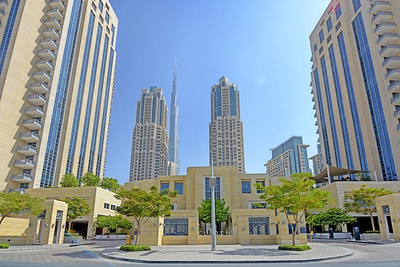 1 Bedroom Apartment For Rent in  Claren 2,  Downtown Dubai   9