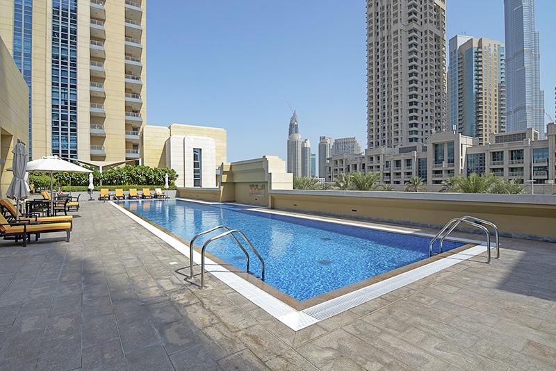1 Bedroom Apartment For Rent in  Claren 2,  Downtown Dubai   10