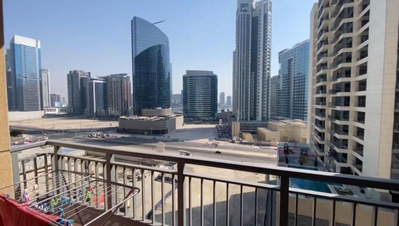 1 Bedroom Apartment For Rent in  Claren 2,  Downtown Dubai   5