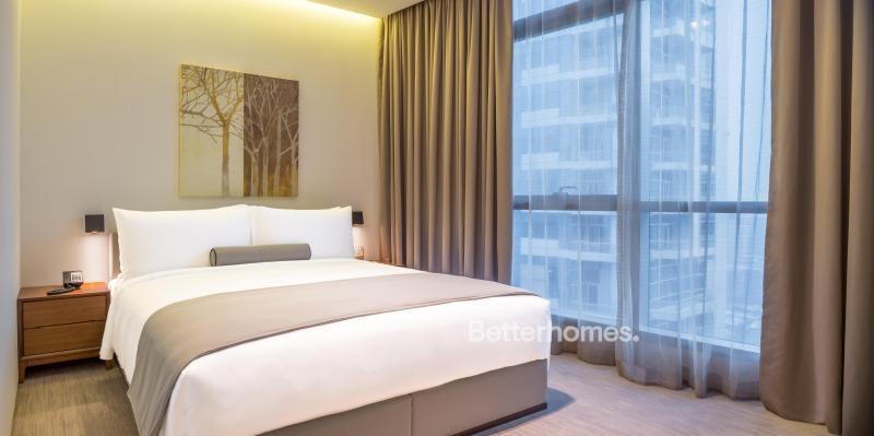 2 Bedroom Hotel Apartment For Rent in  Intercontinental Dubai Marina,  Dubai Marina   2