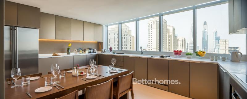 2 Bedroom Hotel Apartment For Rent in  Intercontinental Dubai Marina,  Dubai Marina   4