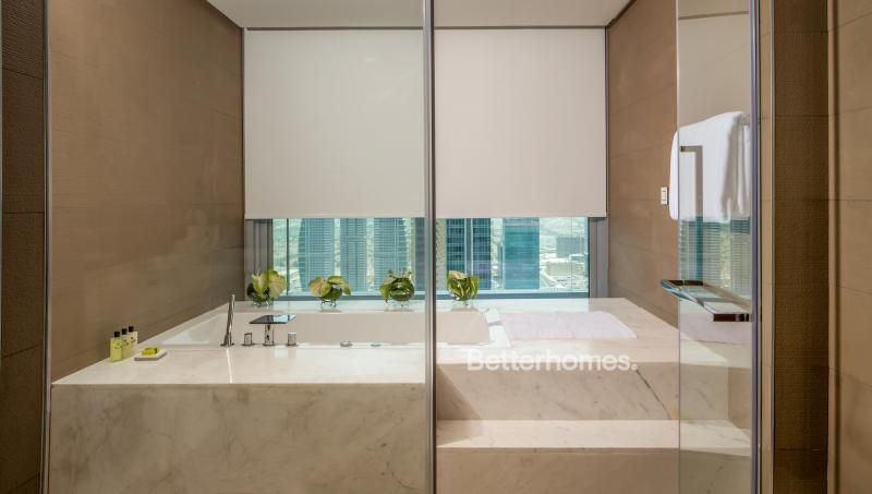 2 Bedroom Hotel Apartment For Rent in  Intercontinental Dubai Marina,  Dubai Marina   6