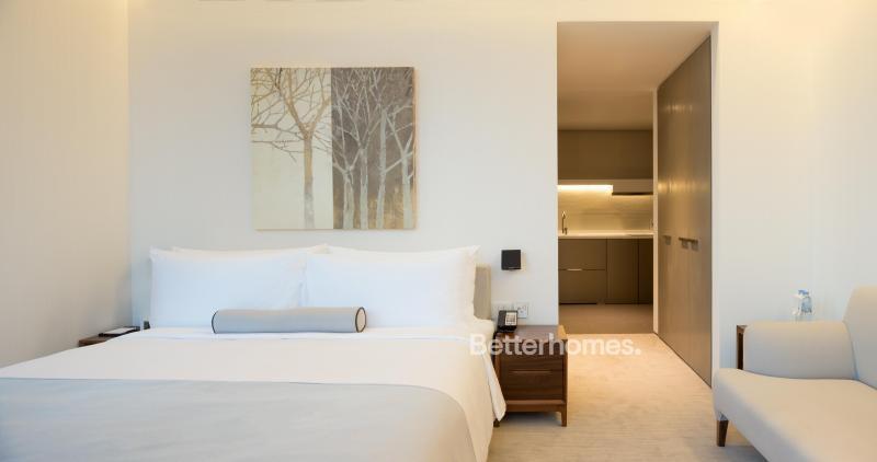 2 Bedroom Hotel Apartment For Rent in  Intercontinental Dubai Marina,  Dubai Marina   8