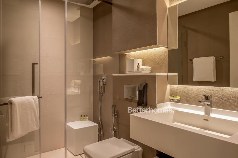 2 Bedroom Hotel Apartment For Rent in  Intercontinental Dubai Marina,  Dubai Marina   9