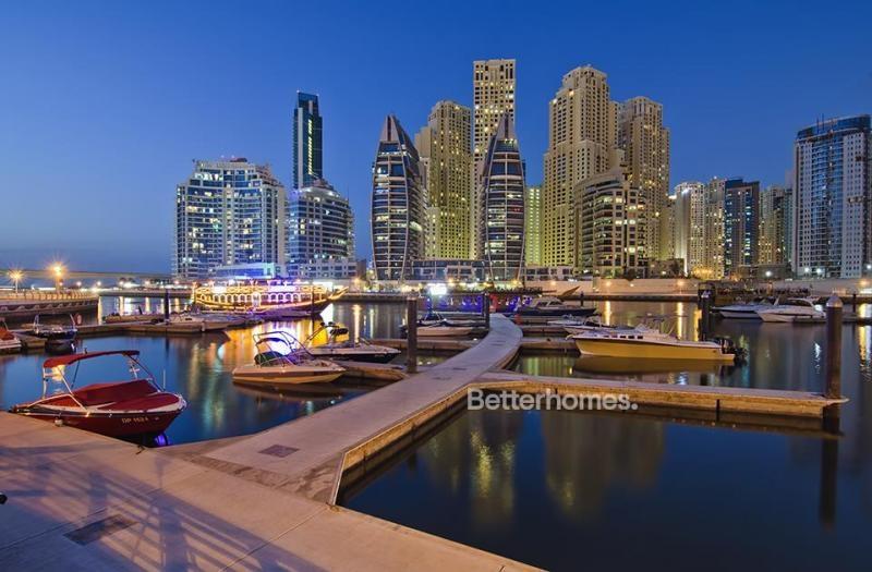 2 Bedroom Hotel Apartment For Rent in  Intercontinental Dubai Marina,  Dubai Marina   10