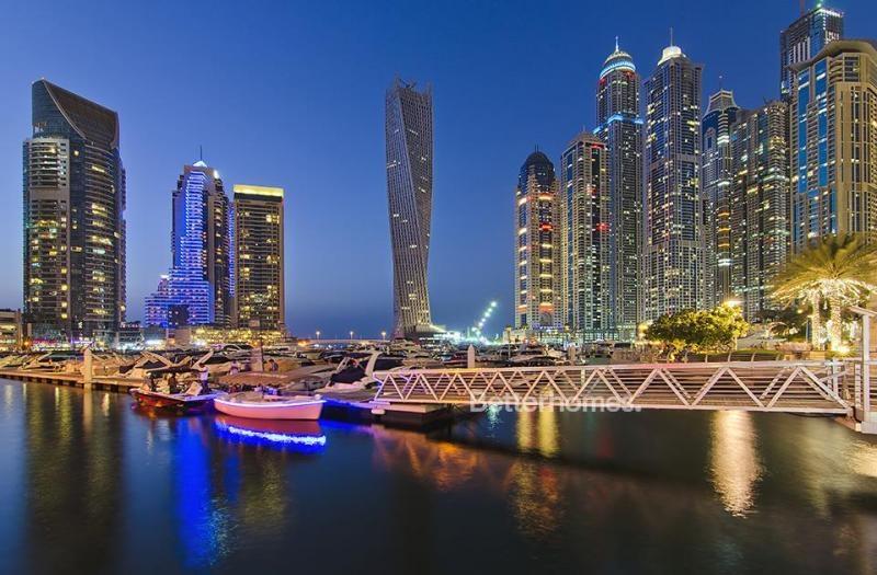2 Bedroom Hotel Apartment For Rent in  Intercontinental Dubai Marina,  Dubai Marina   1