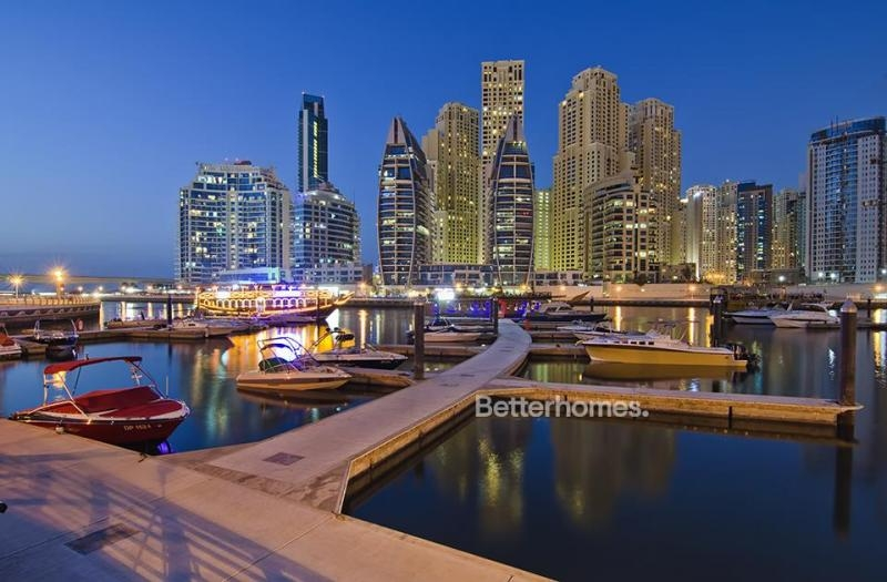 4 Bedroom Hotel Apartment For Rent in  Intercontinental Dubai Marina,  Dubai Marina   8