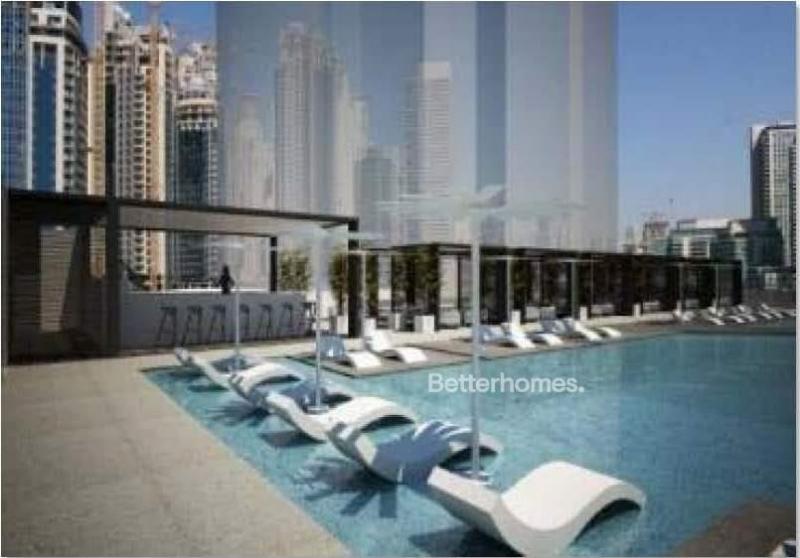 4 Bedroom Hotel Apartment For Rent in  Intercontinental Dubai Marina,  Dubai Marina   10