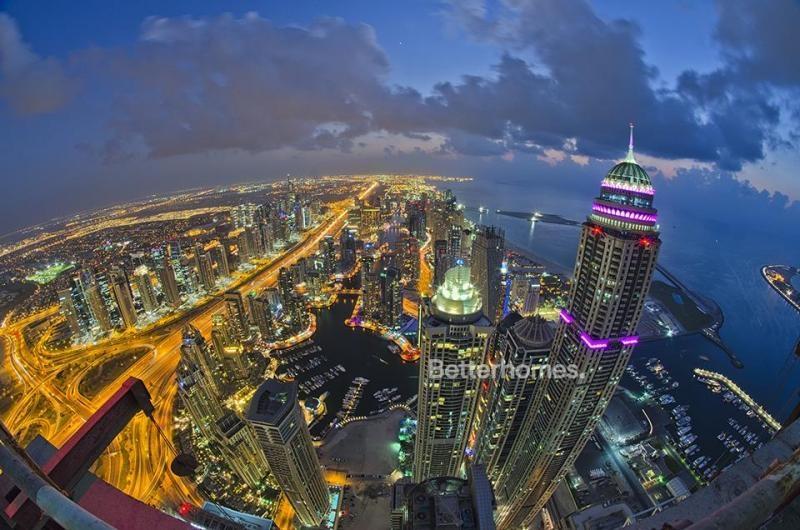 4 Bedroom Hotel Apartment For Rent in  Intercontinental Dubai Marina,  Dubai Marina   5