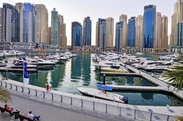 Paloma, Dubai Marina