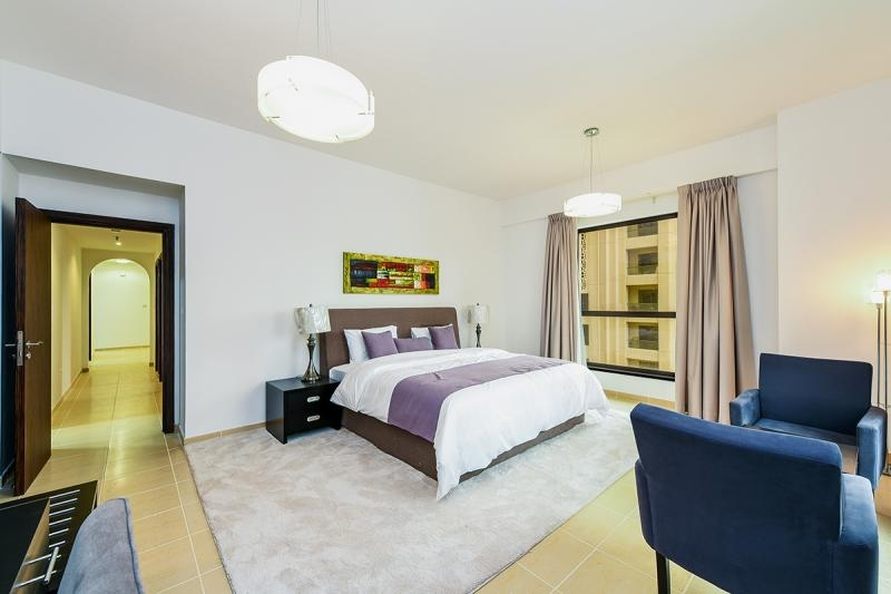 3 Bedroom Apartment For Rent in  Shams 1,  Jumeirah Beach Residence | 9