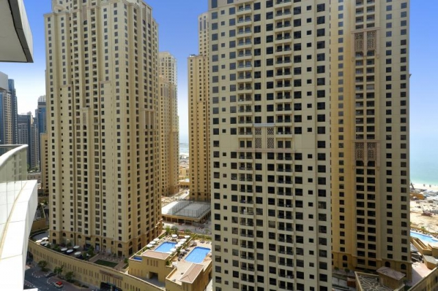 Bay Central West, Dubai Marina
