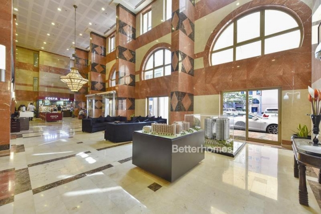 fitted and semi-furnished office for rent in discovery gardens, ibn battuta gate   10