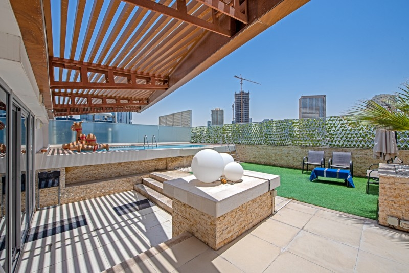 4 Bedroom Apartment For Sale in  Villa Myra,  Jumeirah Village Circle | 14