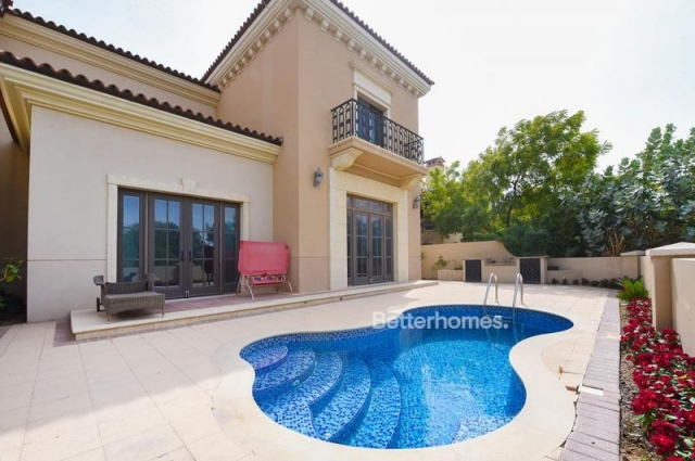 Whispering Pines, Jumeirah Golf Estates