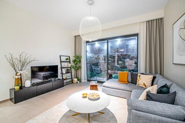 Executive Residences (Op), Dubai Hills Estate