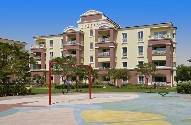 Studio Apartment For Sale in  Building F,  Green Community   9