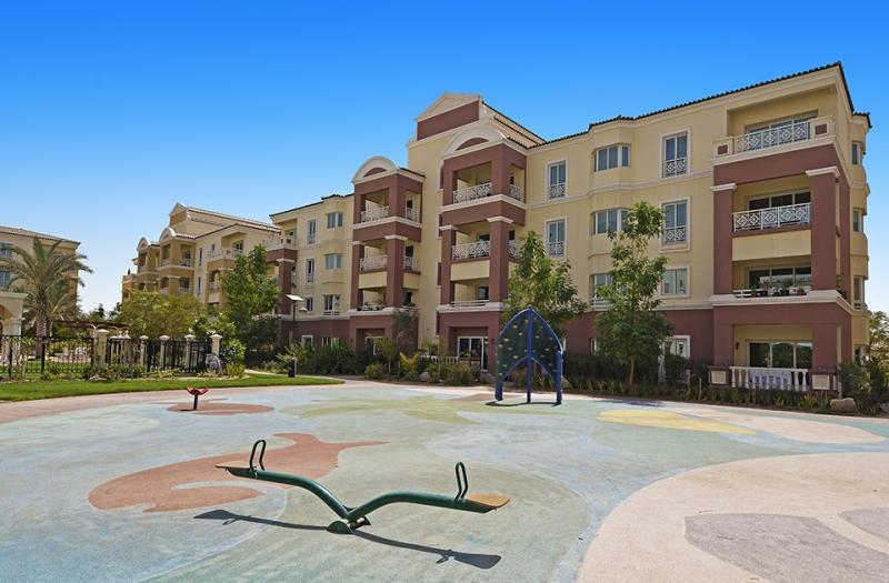 Studio Apartment For Sale in  Building F,  Green Community   13
