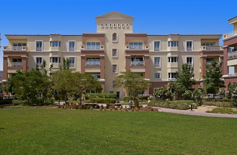 Studio Apartment For Sale in  Building F,  Green Community   10