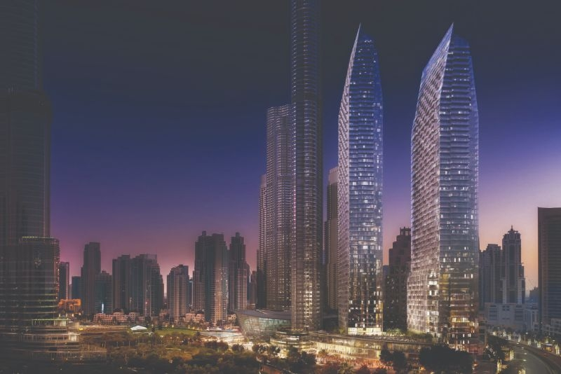 2 Bedroom Apartment For Sale in  The Address Residences Dubai Opera,  Downtown Dubai   7