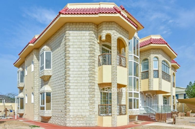 partitioned and furnished commercial villa for sale in jumeirah, jumeirah 3 | 5