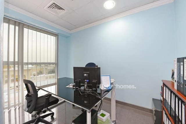 fitted, partitioned and furnished office for sale in jumeirah lake towers, swiss tower   4