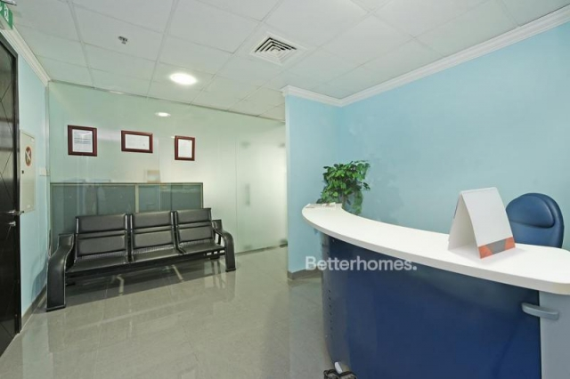 fitted, partitioned and furnished office for sale in jumeirah lake towers, swiss tower   5