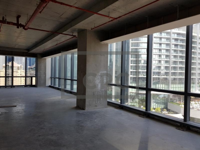 shell & core office for sale in downtown dubai, boulevard plaza 1 | 1