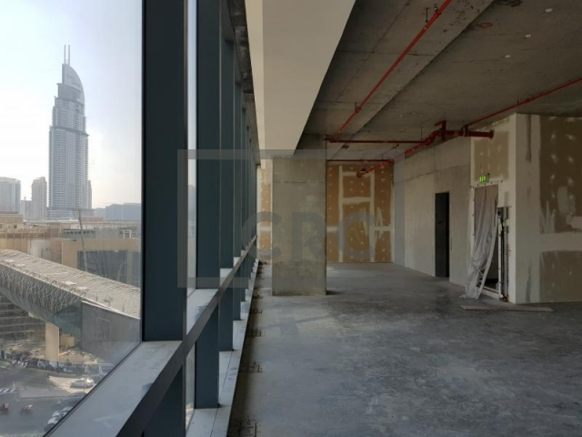 shell & core office for sale in downtown dubai, boulevard plaza 1 | 2