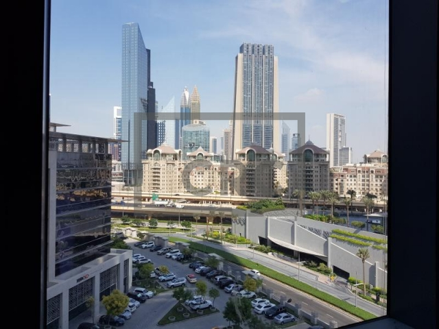 shell & core office for sale in downtown dubai, boulevard plaza 1 | 9