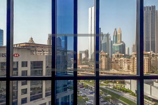 shell & core office for sale in downtown dubai, boulevard plaza 1 | 13