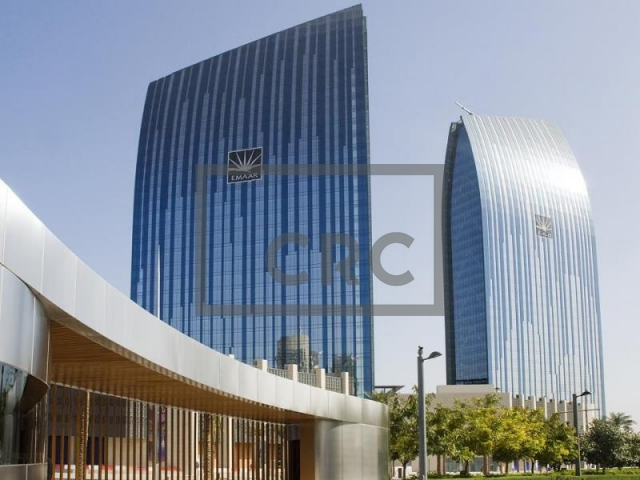 shell & core office for sale in downtown dubai, boulevard plaza 1 | 14