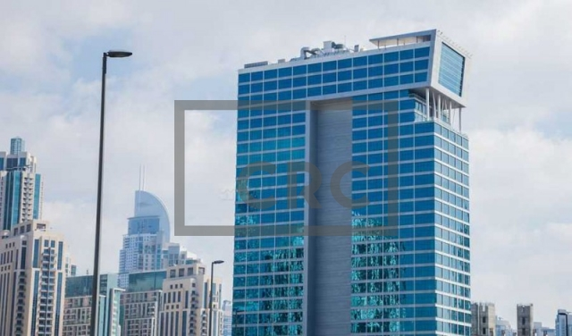 office for sale in business bay, clover bay tower | 9