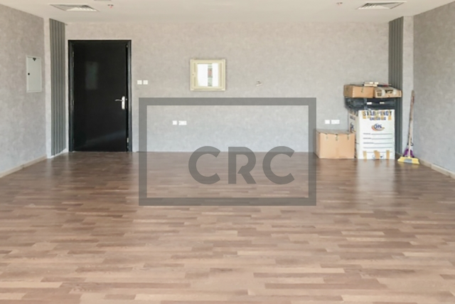 semi-furnished and shell & core office for sale in arjan, diamond business center | 1