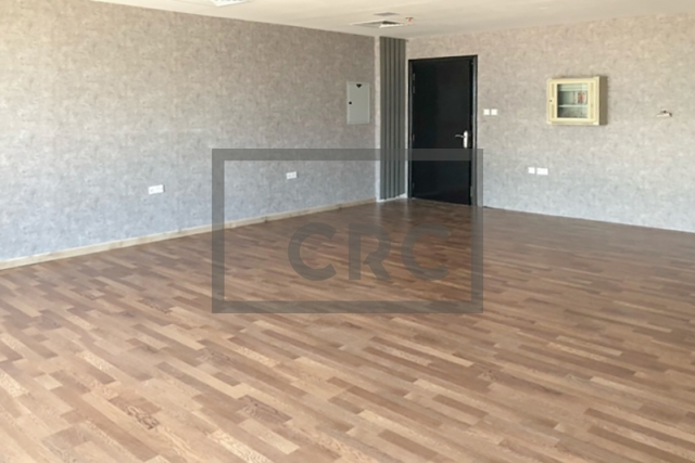 semi-furnished and shell & core office for sale in arjan, diamond business center | 2