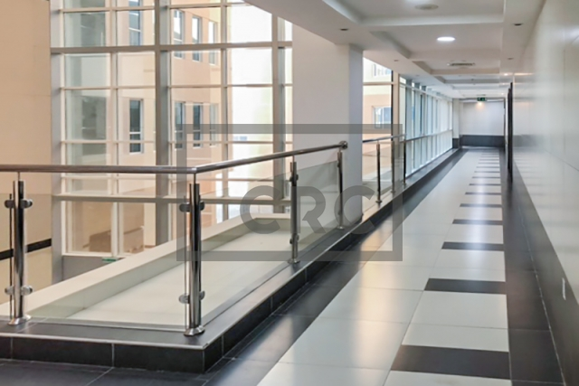 semi-furnished and shell & core office for sale in arjan, diamond business center | 10