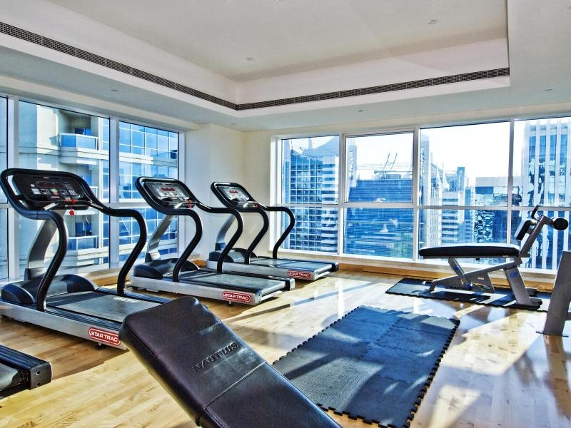 1 Bedroom Apartment For Rent in  Saba Tower 2,  Jumeirah Lake Towers | 4