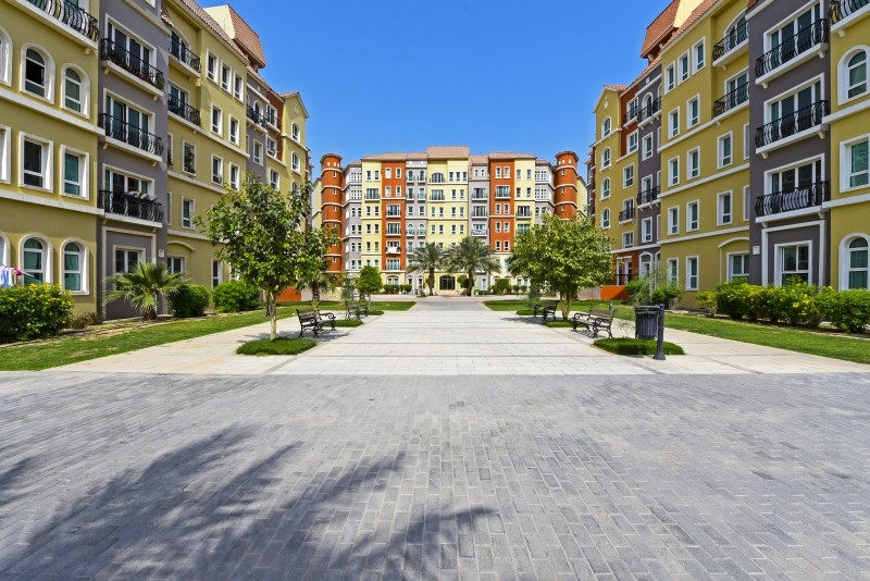 Studio Apartment For Rent in  Building 38 To Building 107,  Discovery Gardens | 11