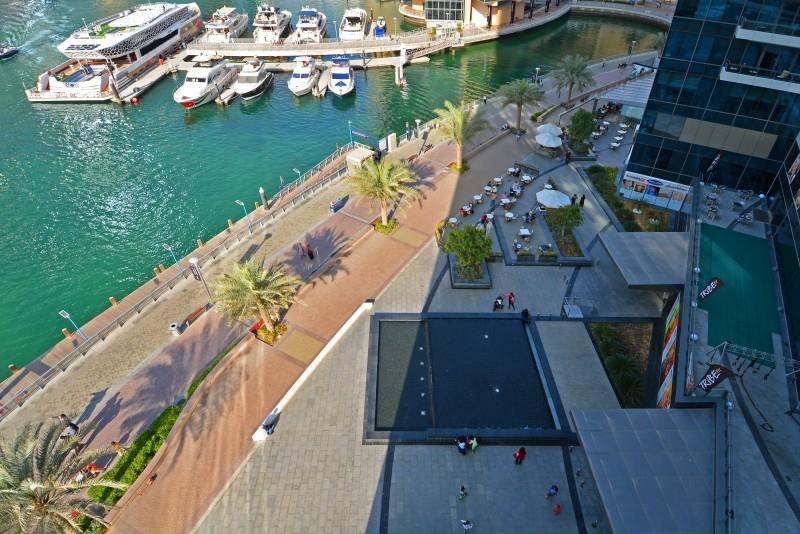 2 Bedroom Apartment For Short Term Rental in  Silverene Tower A,  Dubai Marina | 8