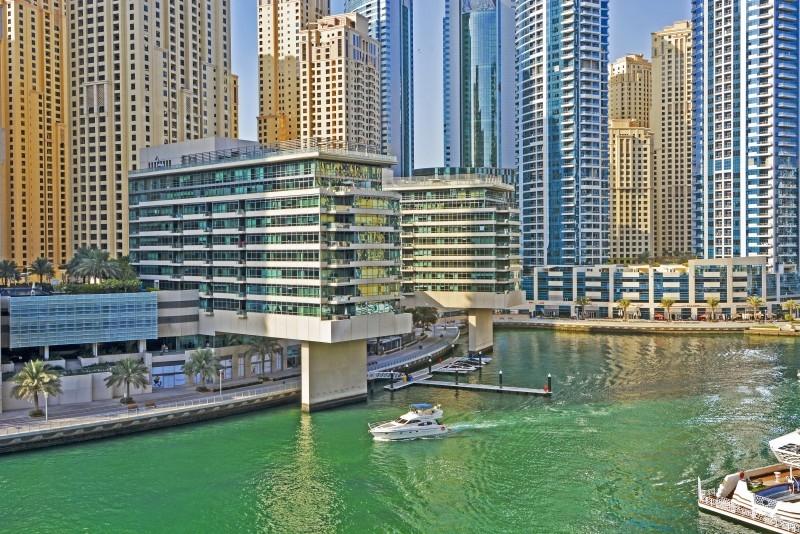 2 Bedroom Apartment For Short Term Rental in  Silverene Tower A,  Dubai Marina | 9