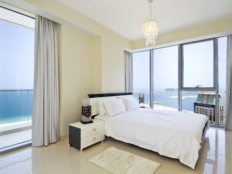 2 Bedroom Apartment For Short Term Rental in  Trident Grand Residence,  Dubai Marina | 1