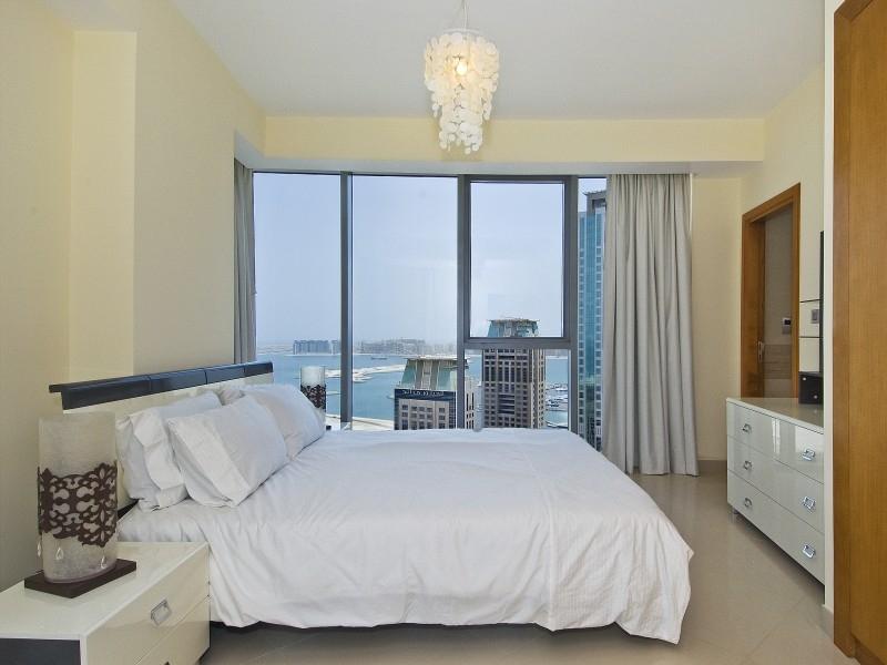 2 Bedroom Apartment For Short Term Rental in  Trident Grand Residence,  Dubai Marina | 0