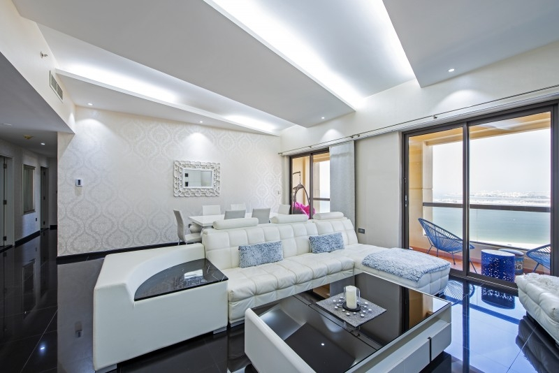 2 Bedroom Apartment For Short Term Rental in  Sadaf 6,  Jumeirah Beach Residence | 3