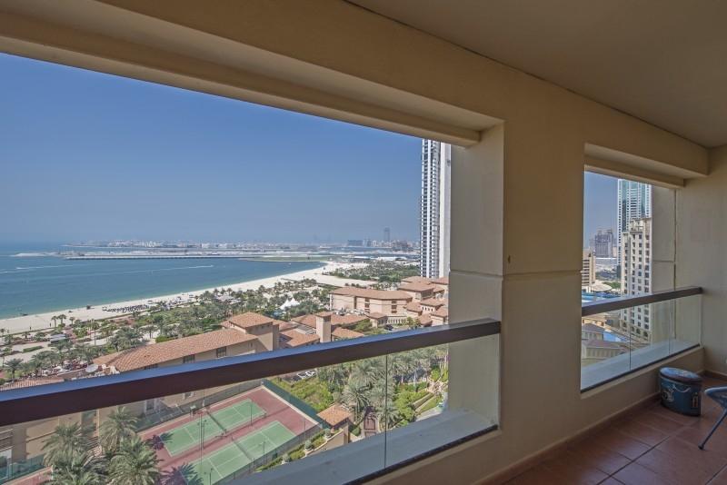 2 Bedroom Apartment For Short Term Rental in  Sadaf 6,  Jumeirah Beach Residence | 4