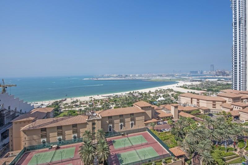 2 Bedroom Apartment For Short Term Rental in  Sadaf 6,  Jumeirah Beach Residence | 1