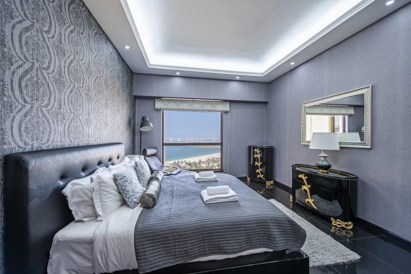 2 Bedroom Apartment For Short Term Rental in  Sadaf 6,  Jumeirah Beach Residence | 2