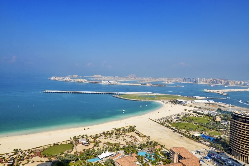 2 Bedroom Apartment For Short Term Rental in  Sadaf 7,  Jumeirah Beach Residence   10
