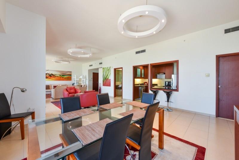 2 Bedroom Apartment For Short Term Rental in  Sadaf 7,  Jumeirah Beach Residence   2
