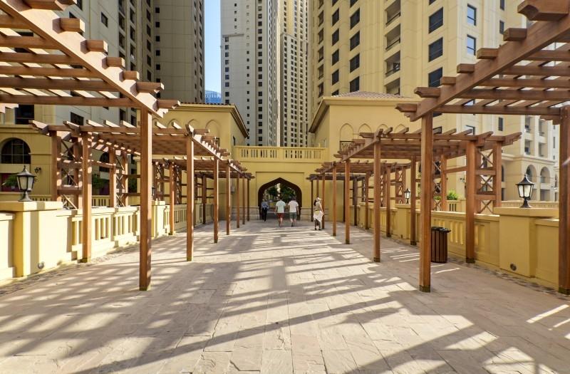 2 Bedroom Apartment For Short Term Rental in  Sadaf 7,  Jumeirah Beach Residence   13