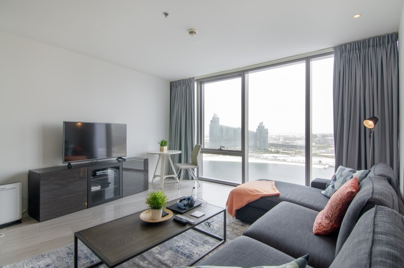 Studio Apartment For Rent in  D1 Tower,  Culture Village | 6